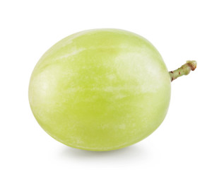 Plump, fresh grape,