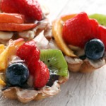 Georgeous Raw Fruit Tart