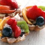 Georgeous Raw Fruit Tart